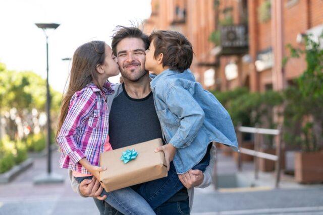 Campagne emailing pour la fête des Pères