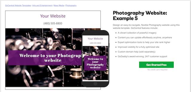 vendre ses photos en ligne: site exemple